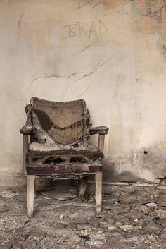 Lost | Forgotten | Abandoned | Displaced | Decayed | Neglected | Discarded | Disrepair | skeleton., via Flickr.