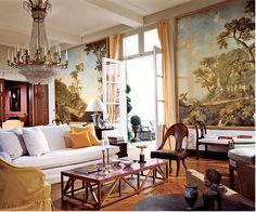 Living Room - Axel Vervoordt