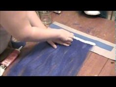▶ No Sew Wefts for Wigs (Tutorial) - YouTube