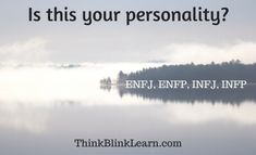 Blue temperament - ENFJ, ENFP, INFJ, INFP