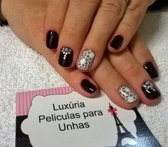 #nails#unhas#películas #pedraria#unhasdivinas