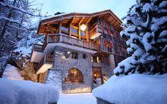 Luxury Ski Chalet, Chalet Le Rocher, Val d'Isere, France, France (photo#10966)