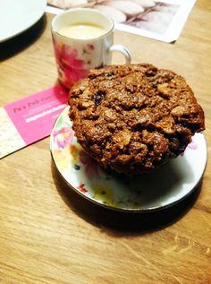 Fa's Fab Sugar Free Oatmeal Muffin.