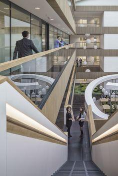 Fluor, Hoofddorp, 2015 - Paul de Ruiter Architects