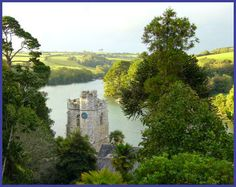 St. Just in Roseland, Cornwall, England