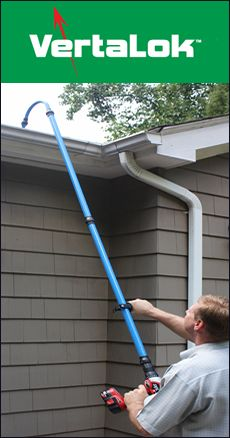 1000 Ideas About Gutter Cleaning On Pinterest Roof
