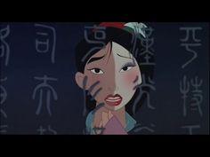 Mulan - Reflection (favorite Disney princess)