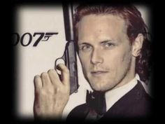 SAM HEUGHAN James Fraser or James Bond ? The New & True Hero