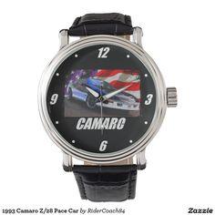1993 Camaro Z/28 Pace Car Wrist Watches