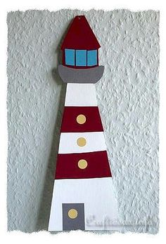 Lighthouse printable craft lighthouse fun for kids pinterest lighthouse craft pronofoot35fo Images