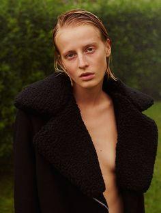 Anine Van Velzen by Philip Gay for Stylist Magazine France July 2018