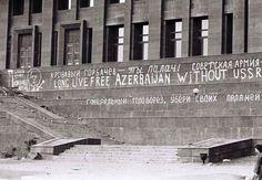 ♔ ☪ Azerbaijan: 90s'.. #baku
