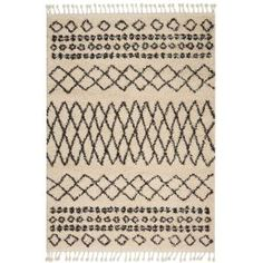 Home Decorators Collection Samba Square Gray 5 ft. x 7 ft. Indoor/Outdoor Area Rug-32465 - The Home Depot Outdoor Area Rugs, Indoor Outdoor, Outdoor Carpet, Cream Bedding, Thing 1, Tribal Patterns, Cream Area Rug, Contemporary Area Rugs, Modern Contemporary