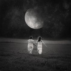 To the moon and back by Beata Rydén
