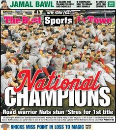 Washington Nationals Baseball, New York Post, News, Sports, Hs Sports, Sport