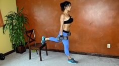 Fit & Healthy DietBet Workout Challenge: Day 6: Lower Body Sculpt & Shape: Home Workout for Butt, Thighs & Legs