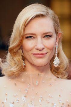 Best Actress Winner Cate Blanchett at the Oscars 2014