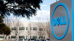 Dell is aiming to have 50% of employees work from home either full-time or a few days a week by 2020.