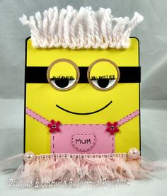 Sticky With Icky: Lady Minion & A Little Something Special