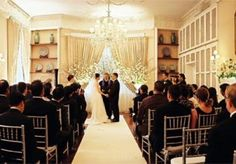 wedding venue - the Harold pratt house