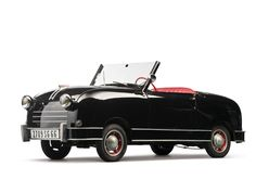 1953 Rovin D4 | The Bruce Weiner Microcar Museum 2013 | RM AUCTIONS