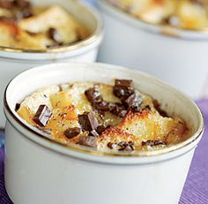 chocolate puddings potted chocolate mint puddings individual chocolate ...