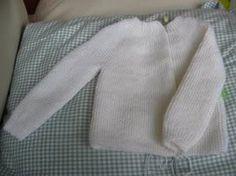 arquivos do montricot: casaquinho em cordões de tricô - sem costura!