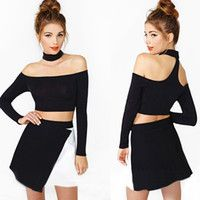 outfits with halter neck shirt - Google Search