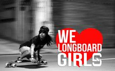 Longboard Girl, longboarding girl, longboard girls