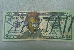 MNT-money graffiti - more pictures (click on the picture)