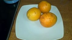 Mommy's Kitchen : Orange Salad with Olive Oil !