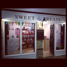 Sweet Treats, Skipton  Yorkshire Dales Traditional & retro sweets & fudge.