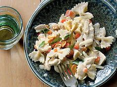Learn how to make One-Dish Chicken Pasta. MyRecipes has 70,000+ tested recipes and videos to help you be a better cook.