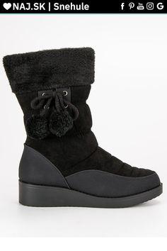 Čierne snehule Seastar Adidas, Winter, Shoes, Fashion, Winter Time, Moda, Zapatos, Shoes Outlet, Fashion Styles