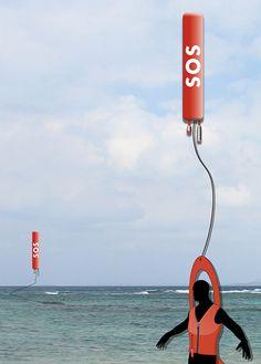 Signal Life Jacket | Red Dot Design Award for Design Concepts