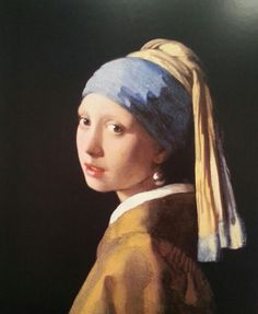Girl with a Pearl Earing.