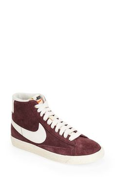 Nike 'Blazer' Vintage High Top Basketball Sneaker (Women) | Nordstrom ✓