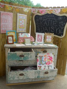 oh that katie daisy. <3    Want to order all of this for Elaina's toddler room!