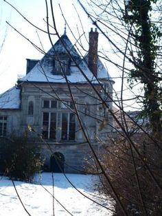 Le Pavillon Henri II sous la neige (2009)