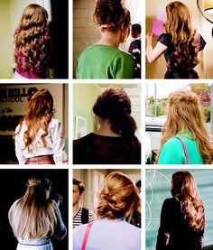 Lydia Martin Plus Styles Teen Wolf, Style Lydia Martin, Lydia Martin Outfits, Teen Wolf Fashion, Teen Wolf Outfits, Girl Fashion, Lydia Martin Hairstyles, Cute Updo, Peinados Pin Up
