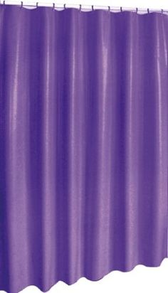 """5 tlg. Carpemodo Badset aus Seifenspender, Seifenablage, Zahnputzbecher, WC Bürste und Duschvorhang / Lila Flieder / Kollektion """"NiceFli"""": Amazon.de: Küche & Haushalt"""