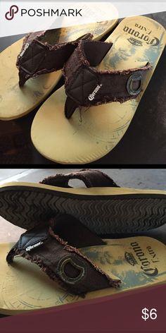 ⚡️SALE⚡️Men's Corona Sandal Size 8.  Like new!! Corona Shoes Sandals & Flip-Flops