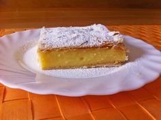 Cremeschnitte Recipe without filo dough - Original and Authentic German Recipes. Find traditional and classic recipes, cakes and cookies, deserts and soups, bread and German specialties.