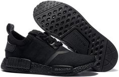 0a267a5d5 Find Adidas NMD Runner Men Women Black online or in Nikelebron. Shop Top  Brands and the latest styles Adidas NMD Runner Men Women Black at  Nikelebron.