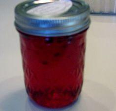Raspberry Habanero Pepper Jelly