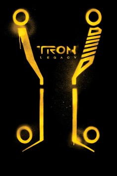 This is a picture of Clu's colours from my favourite movie: Tron Legacy!!!!! #tron