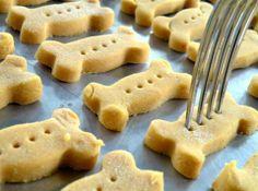 Yum... Id Pinch That! | Pumpkin Dog Biscuits