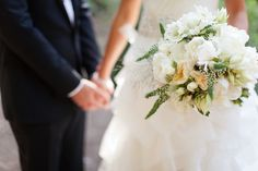 Tic Tock Couture Florals - If These Petals Could Talk - Debbie andBrent | Jessica Claire Photo | Details Details Event Planning