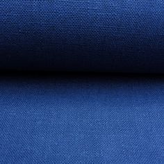 Wholemeal Linen Blue