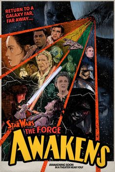 'Star Wars: The Force Awakens' print by JJ Lendl through Dark Ink Art Finn Star Wars, Star Wars Art, Star Wars Sequel Trilogy, Photo Star, Star Wars Prints, Dark Ink, Poster Series, Film Poster, Star Wars Wallpaper